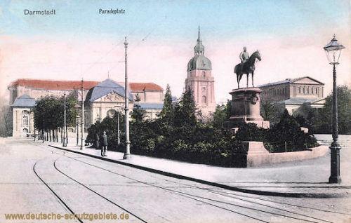 Darmstadt, Paradeplatz