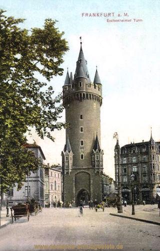 Frankfurt a. M., Eschenheimer Turm