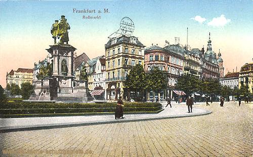 Frankfurt am Main, Roßmarkt