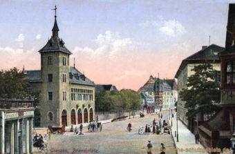 Giessen, Brandplatz