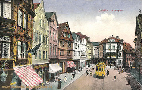 Giessen, Kreuzplatz