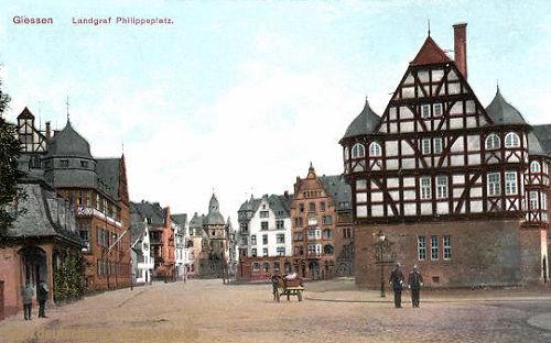 Giessen, Landgraf Philippsplatz