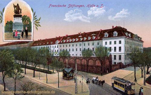 Halle. a. d. S., Francksche Stiftungen