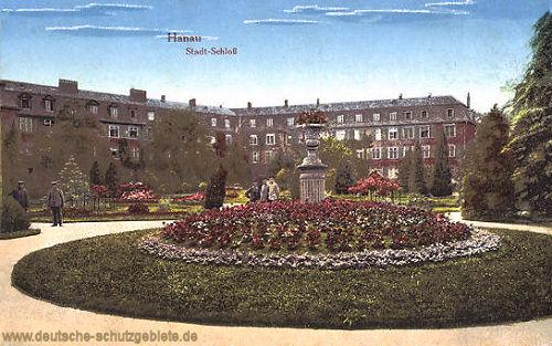 Hanau, Stadt-Schloss