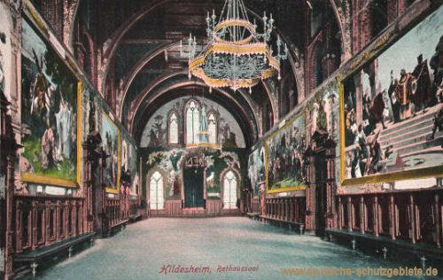 Hildesheim, Rathaussaal
