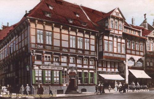 Hildesheim, Ratsapotheke