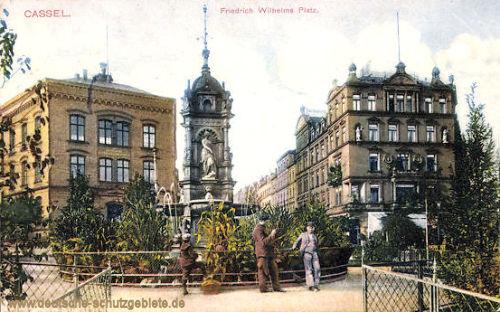 Kassel, Friedrich-Wilhelms Platz