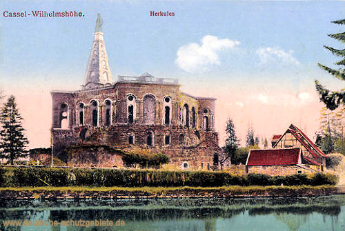 Kassel Wilhelmshöhe, Herkules