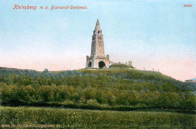 Knivsberg mit dem Bismarck-Denkmal