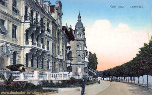 Konstanz, Seestraße
