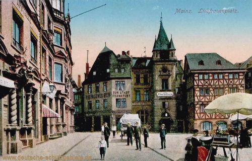 Mainz, Liebfrauenplatz
