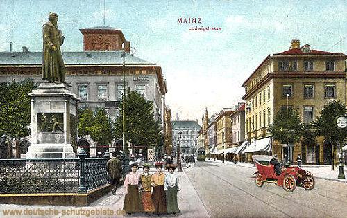 Mainz, Ludwigstraße
