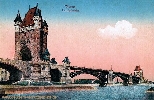 Worms, Ludwigsbrücke