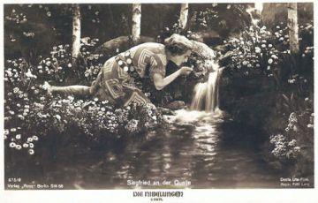 Die Nibelungen - Siegfried an der Quelle