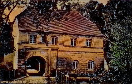 Mirow, Rathaus