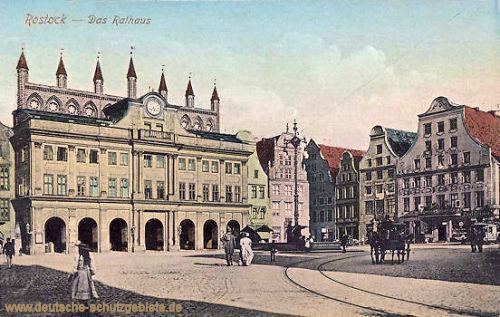 Rostock, Das Rathaus
