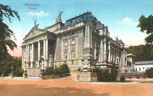 Wiesbaden, Königliches Theater