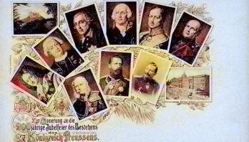 Könige von Preußen
