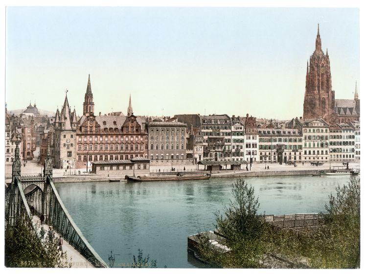 Frankfurt a. M. Untermainquai