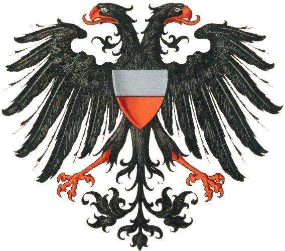 Freie und Hansestadt Lübeck, Kleines Staatswappen