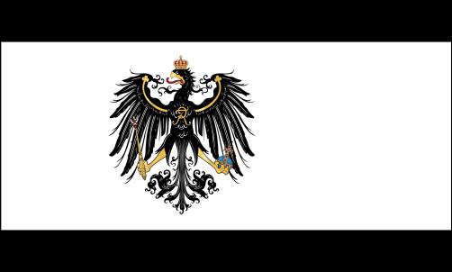 Königreich Preußen, Flagge