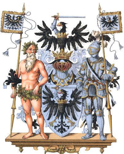 Provinz Westpreußen, Großes Wappen