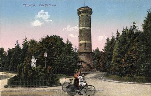 Barmen, Tölleturm