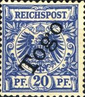 Togo Nr. 4, 20 Pfennig