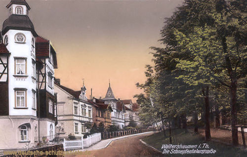 Waltershausen, Schnepfentalerstraße
