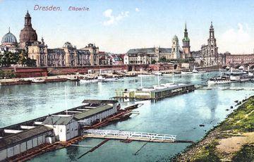 Dresden, Elbpartie