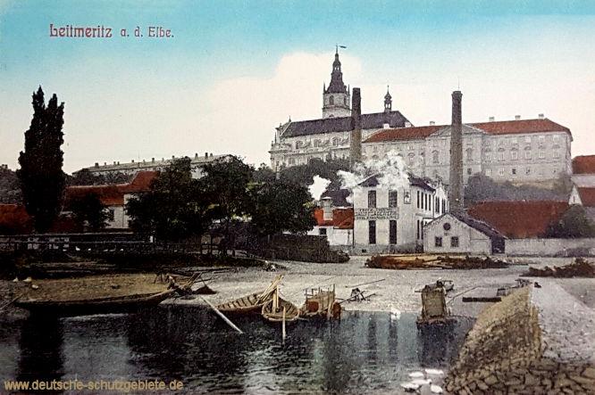 Leitmeritz an der Elbe