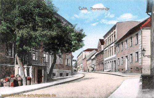 Culm, Thornerstraße
