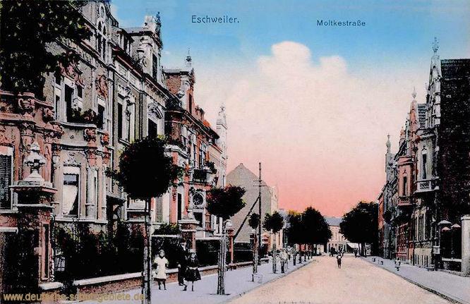 Eschweiler, Moltkestraße