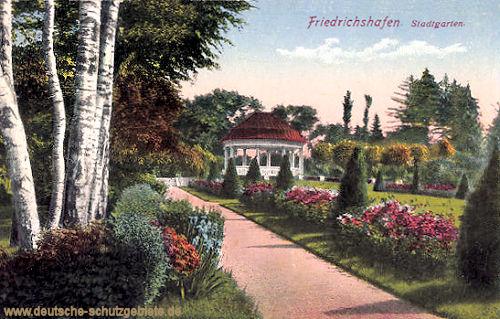 Friedrichshafen, Stadtgarten