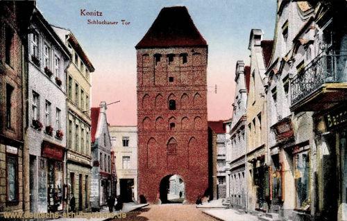 Konitz, Schlochauer Tor