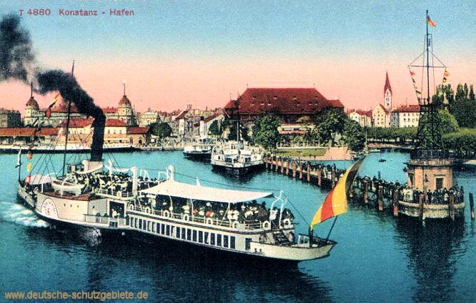 Konstanz, Hafen