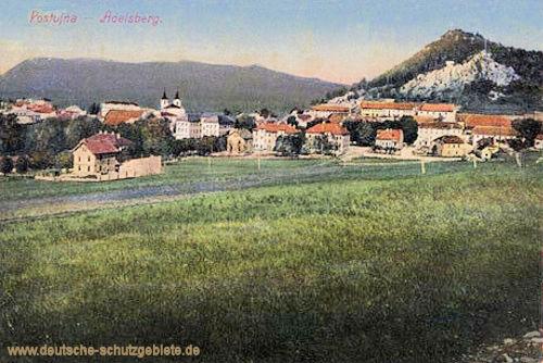 Postojna - Adelsberg