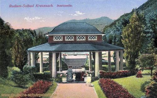 Radium-Solbad Kreuznach, Inselquelle