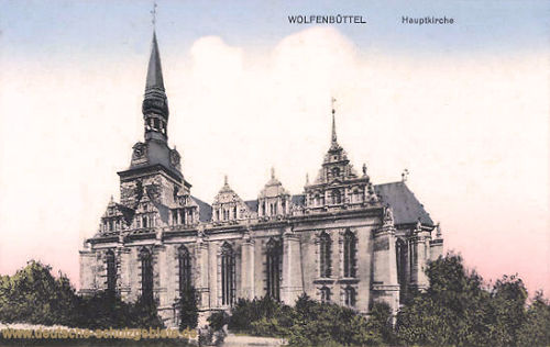 Wolfenbüttel, Hauptkirche