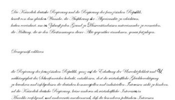 Marokkoabkommen 1909