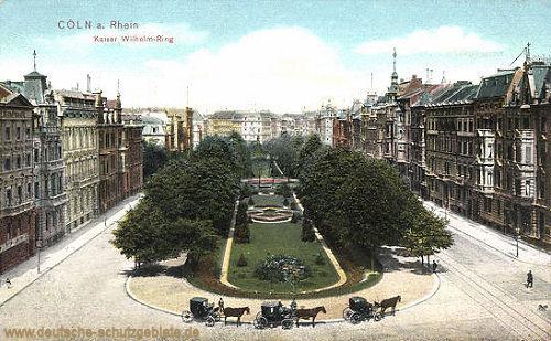 Köln, Kaiser Wilhelm-Ring