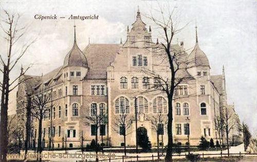 Köpenick, Amtsgericht