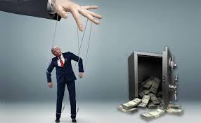 Marionetten der Hochfinanz