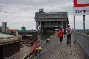 Schiffshebewerk in Niederfinow