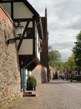 Stadtmauer in Neubrandenburg II