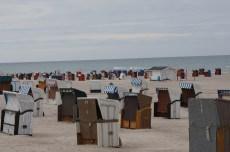 Strandkörbe in Warnemünde II
