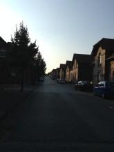 Häusersiedlung in Bottrop
