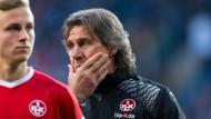 Tischtuch endgültig zerschnitten: Gerry Ehrmann lehnt ein Angebot zur Güte des FCK ab.