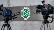 Im Blickfeld der Öffentlichkeit: der Deutsche Fußball-Bund