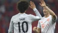 Im Finale der Klub-WM: Erleichterung bei den Bayern nach den Strapazen der letzten Tage